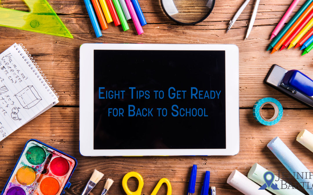 Time-Saving Back to School Tips