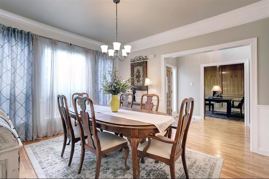 formal dining room J Bartlow Sells Homes