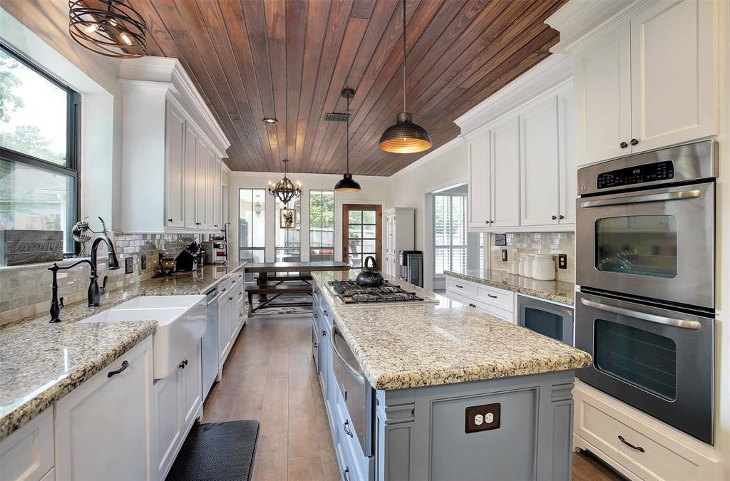 stunning kitchen expected in more expensive homes
