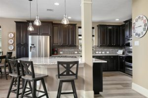 3606 Sawyer Bend Ln 77386 Open Kitchen to LR